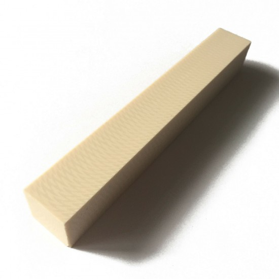 ARVORIN - 153 x 21.85 x 21.85mm Ivory Substitute Material