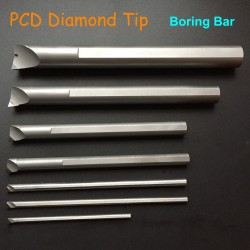 Diamand Tip Boring Bar - Varies Diameter in Option