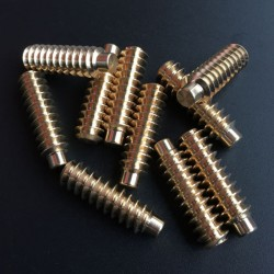 10pcs Brass 3/8-10 Joint Protector Pins