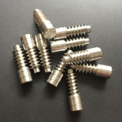 10pcs Stainless Steel 3/8-10 Joint Protector Pins