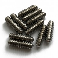 10pcs Stainless Steel 3/8-10 Full Thread Joint Protector Pins