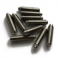 10pcs Stainless Steel 5/16-14 Full Thread Protector Pins
