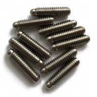 10pcs Stainless Steel 5/16-18 Full Thread Protector Pins