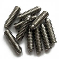 10pcs Stainless Steel 3/8-14 Joint Protector Pin