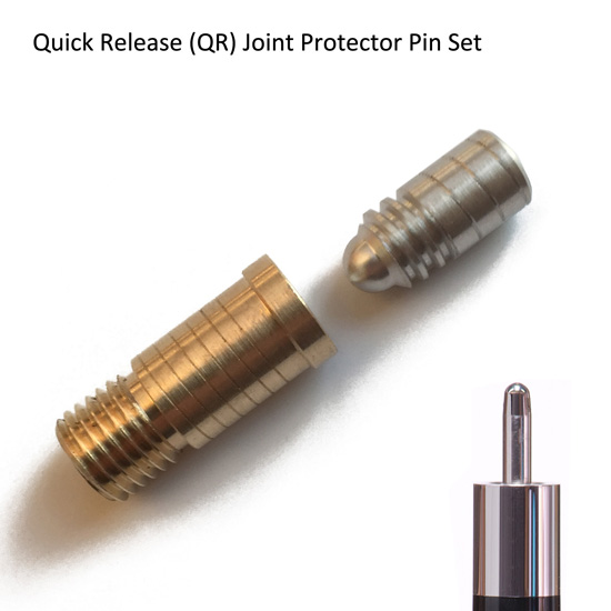 Quick Release (QR) Joint Protector Pin Set